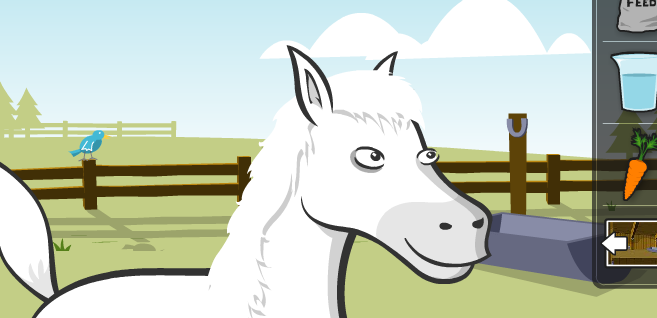 Development of Game for Horse Sanctuary