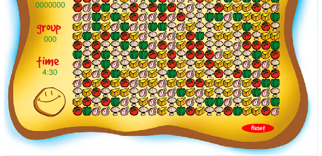 Puzzle Game Development for Food Brand